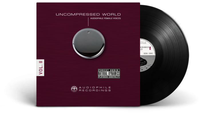 Uncompressed World Vol. II Vinyl
