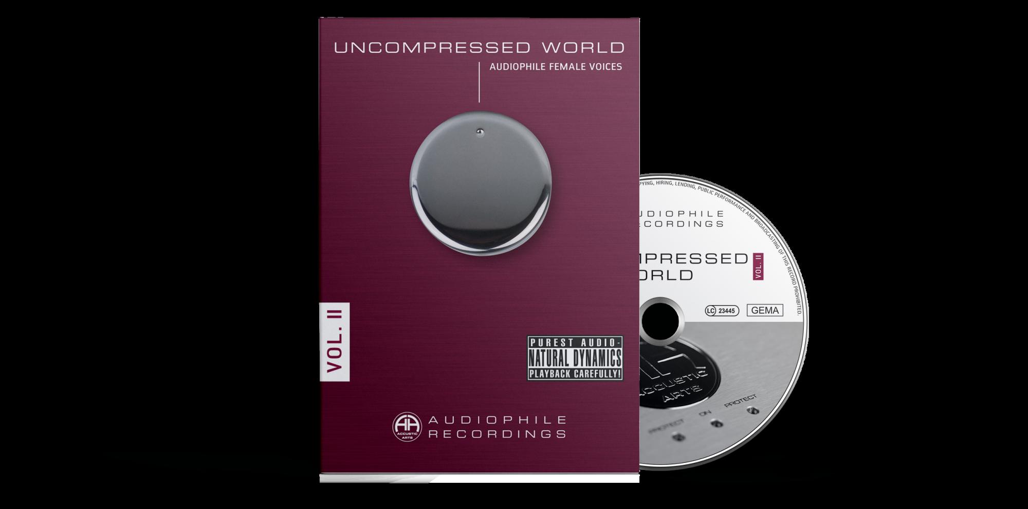 UNCOMPRESSED WORLD VOL. II