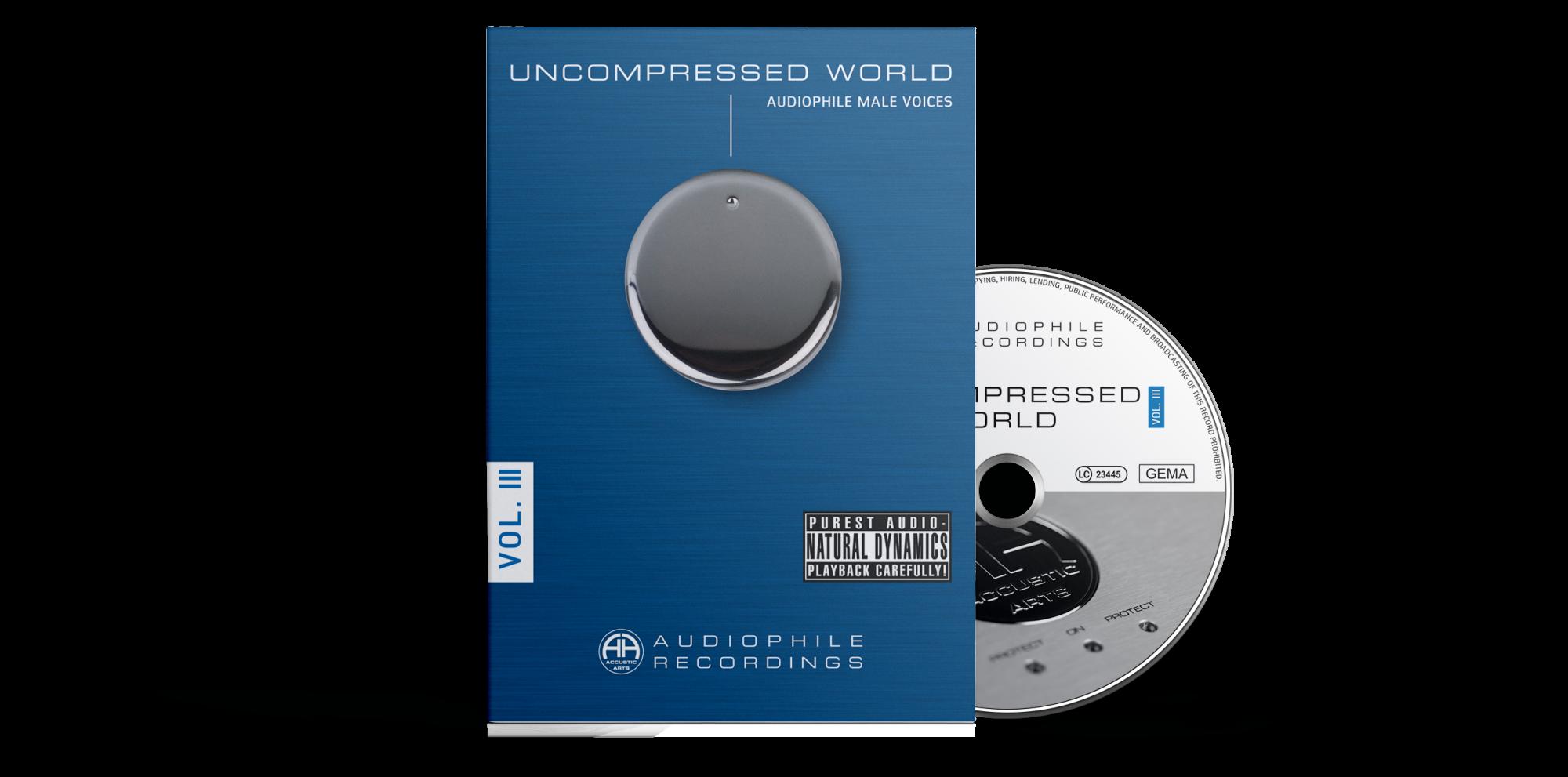 UNCOMPRESSED WORLD VOL.III